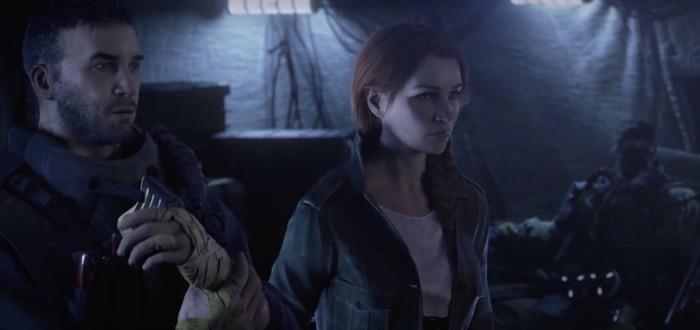Сюжетный трейлер события Outbreak в Rainbow Six Siege