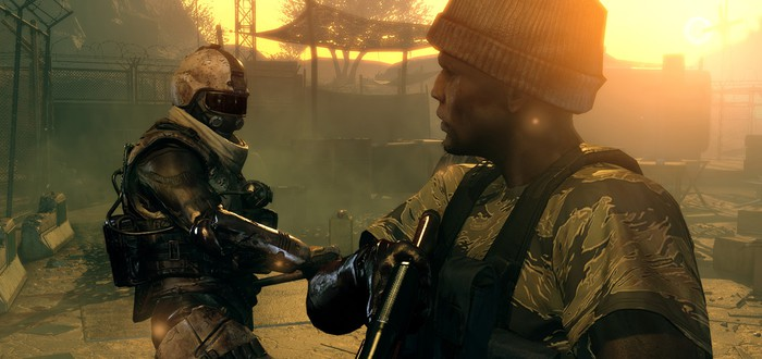 Час геймплея Metal Gear Survive