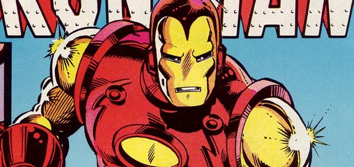 Железный человек: становление образа, история супергероя