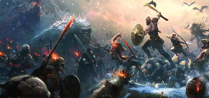 Геймдизайнер God of War сравнил сражения Кратоса с матчами FIFA
