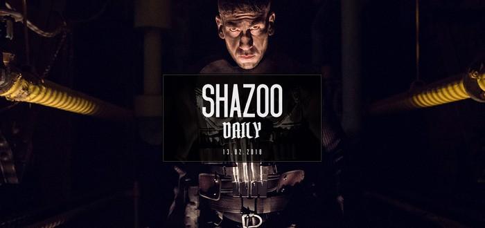 Shazoo Daily: День мединского
