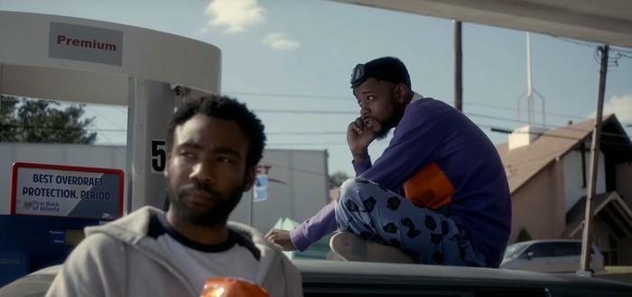 Время грабежей в новом трейлере второго сезона Atlanta