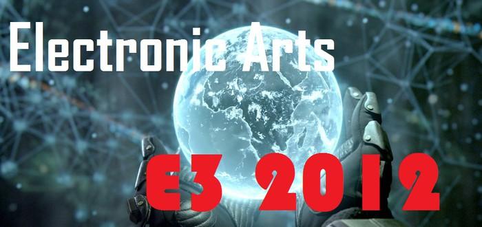 E3 2012 пресс-конференция Electronic Arts (4 июня)