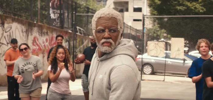 Дед-баскетболист в спортивной комедии Uncle Drew