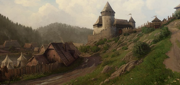 Стрим симулятора средневековья на Shazoolive