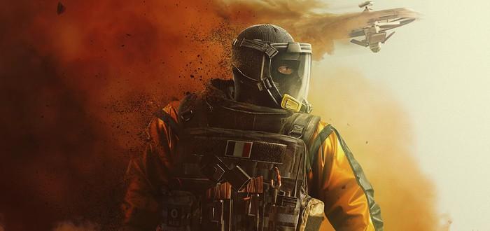 Тонна геймплея нового события Rainbow Six Siege
