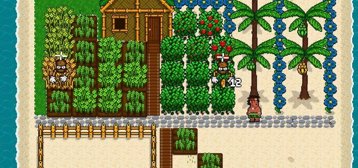 The Islander — cимулятор одинокого тропического фермера