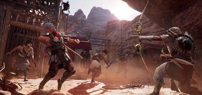 Релизный трейлер образовательного режима Assassin's Creed Origins