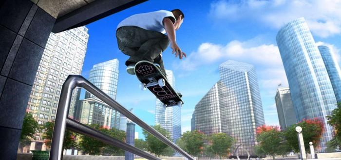 Skate 4 появилась на сайте европейского ритейлера