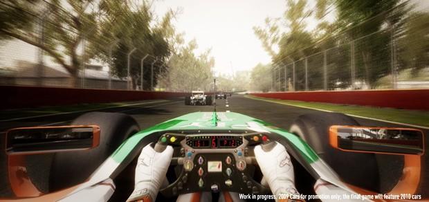 Особенности F1 на PC