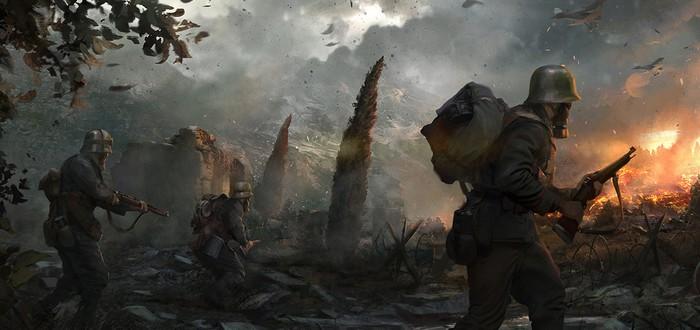 Трейлер последнего дополнения Battlefield 1 — Apocalypse