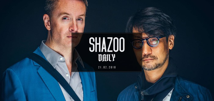 Shazoo Daily: ни недели без Кодзимы