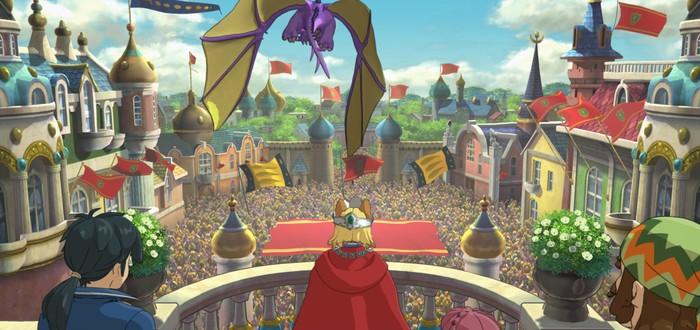 Геймплей, скриншоты и детали Ni no Kuni II: Revenant Kingdom