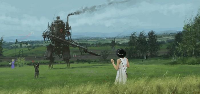 Iron Harvest выходит на Kickstarter