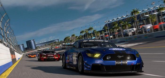 Новый патч Gran Turismo Sport добавит 12 машин