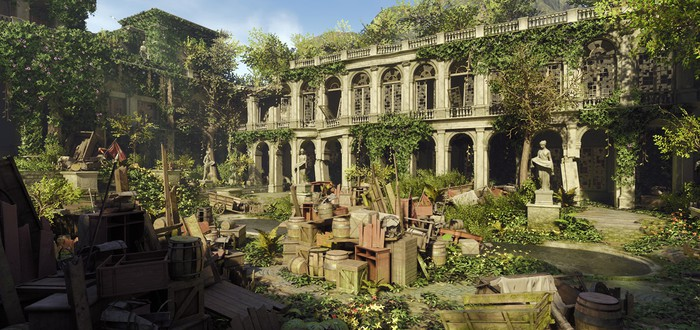 Карту Uncharted 4 воссоздали на Unreal Engine 4