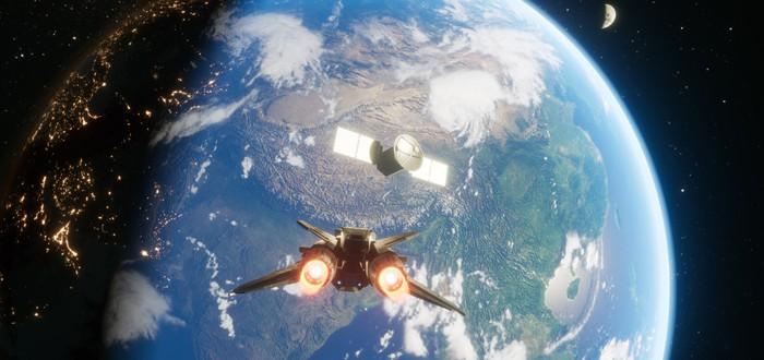Solar Warden — космический шутер от бывшего разработчика Star Citizen