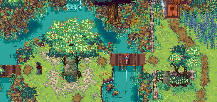 Kynseed — пиксельная RPG от разработчиков Fable