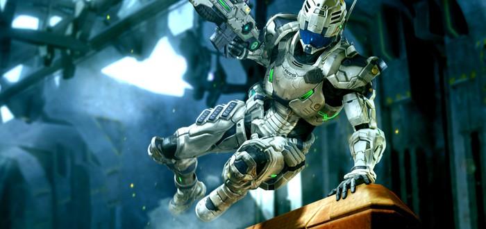 Слух: Vanquish 2 в разработке для Xbox One