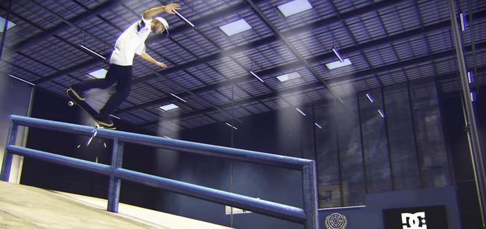 Тони Хоук хочет сделать ремастеры старых игр Pro Skater