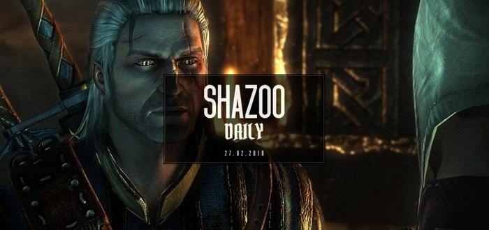 Shazoo Daily: сразу четыре игры