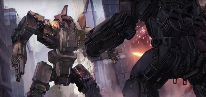 Стратегия BattleTech выйдет в апреле