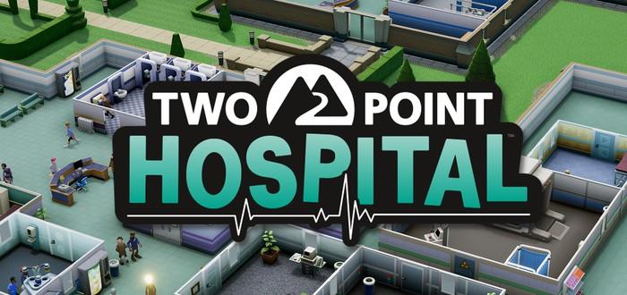 Two Point Hospital: Разработчики комментируют геймплей