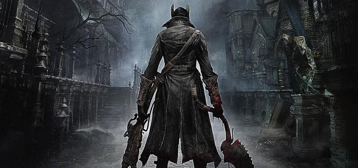 Bloodborne в мартовском PS Plus