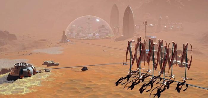 Покорение Красной планеты в дневнике разработчиков Surviving Mars