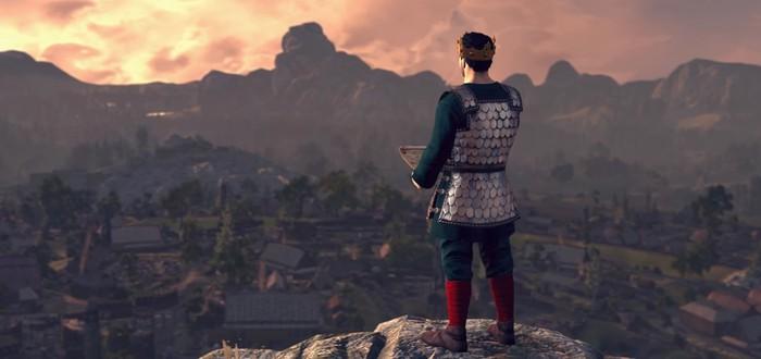 Король Уэльса в новом трейлере Total War Saga: Thrones of Britannia