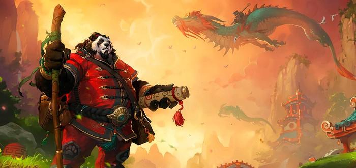 Как работает физика управления персонажами в играх Blizzard