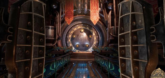 Firmament — VR-адвенчура от разработчиков Myst