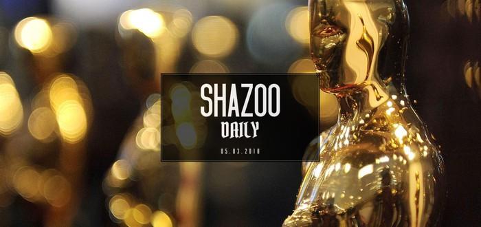 Shazoo Daily: наградной похмельный синдром