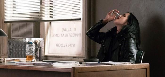 """Художницы представили названия эпизодов второго сезона """"Джессики Джонс"""""""