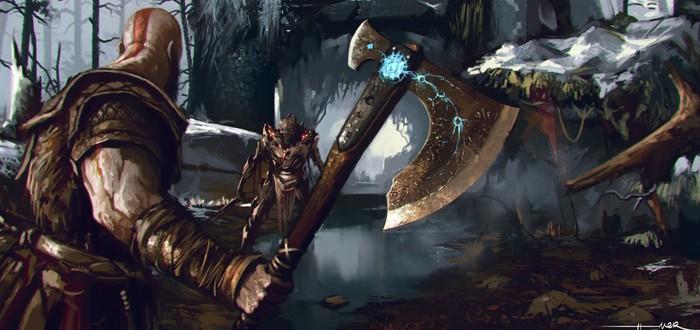 Новое интервью Кори Балрога посвящено мифам God of War