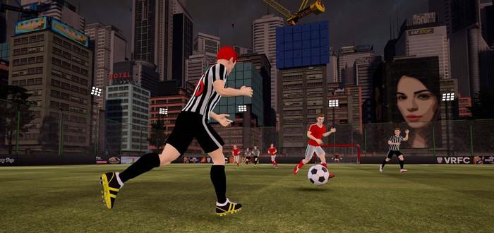 Релизный трейлер VR Soccer Game VRFC