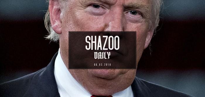 Shazoo Daily: Дональд — последняя звезда Голливуда