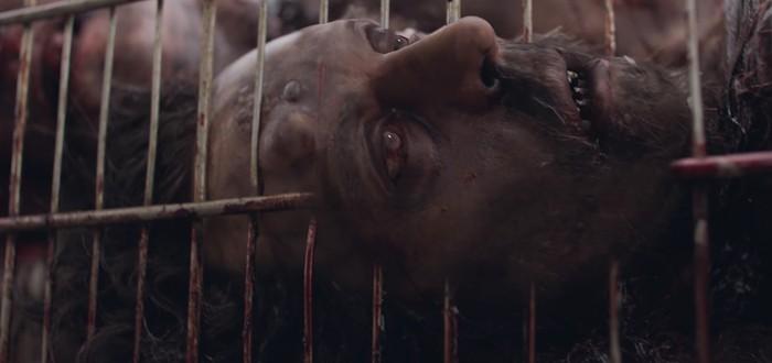 """[NSFW] Как создавалась визуальные эффекты в сериале """"Бойтесь ходячих мертвецов"""""""