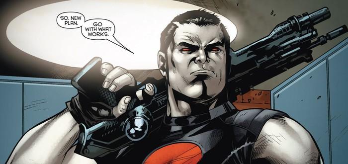 Вин Дизель сыграет главную роль в кинокомиксе Bloodshot