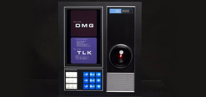 Копию HAL9000 с Amazon Alexa начнут продавать всем желающим