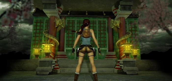 В Steam выйдут ремастеры первых трех частей Tomb Raider