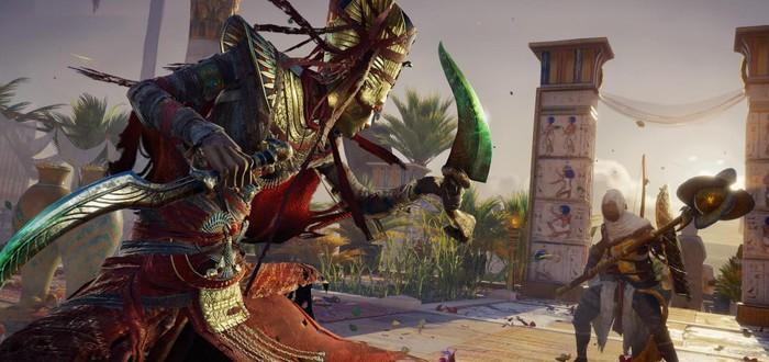 Релизный трейлер дополнения The Curse of the Pharaohs для Assassin's Creed Origins