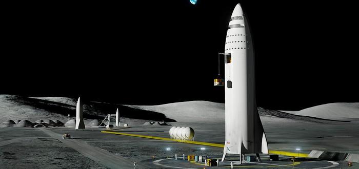 SpaceX планирует протестировать марсианскую ракету в первой половине 2019 года