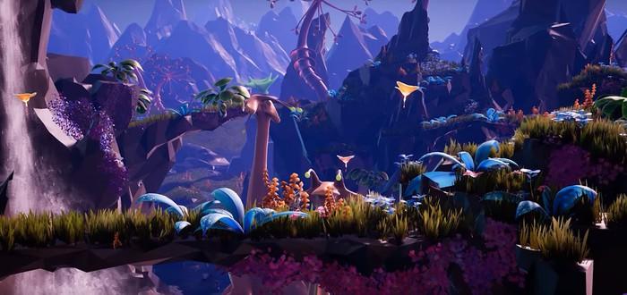 Креативный директор Planet Alpha вдохновлялся природой Скандинавии