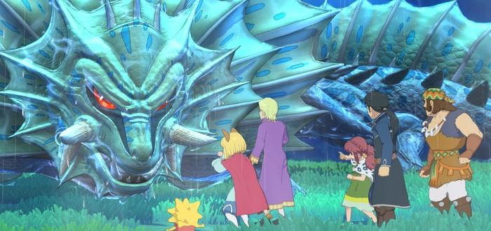 25 минут геймплея PC-версии Ni No Kuni 2: Revenant Kingdom