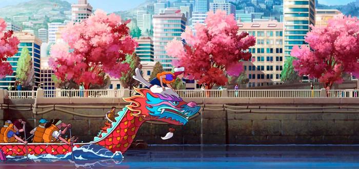 Реклама туризма в Орегоне выглядит как трейлер фильма Ghibli