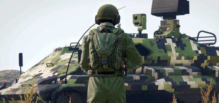 Дополнение Tanks для Arma III выйдет в начале апреля