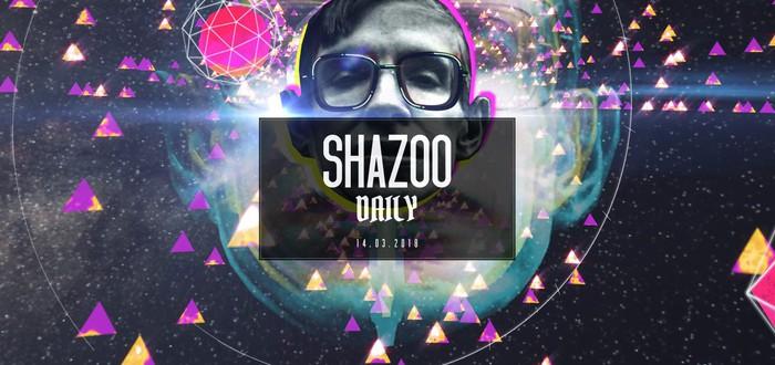 Shazoo Daily: теория всего