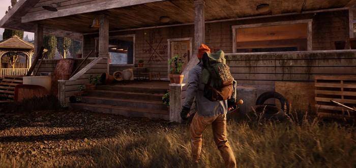22 минуты геймплея в одиночной миссии State of Decay 2