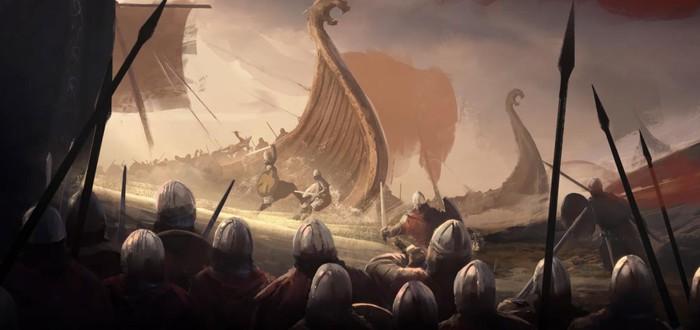 Новый трейлер Total War Saga: Thrones of Britannia посвящен королю Нортумбрии